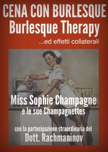 burlesque Therapy
